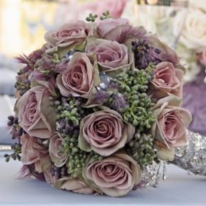 The Vintage Bridal Bouquet